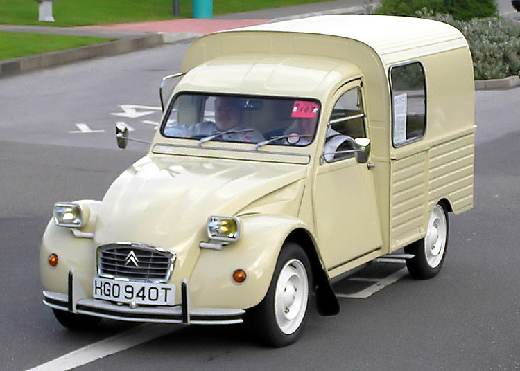 2cv fourgonnette for sale