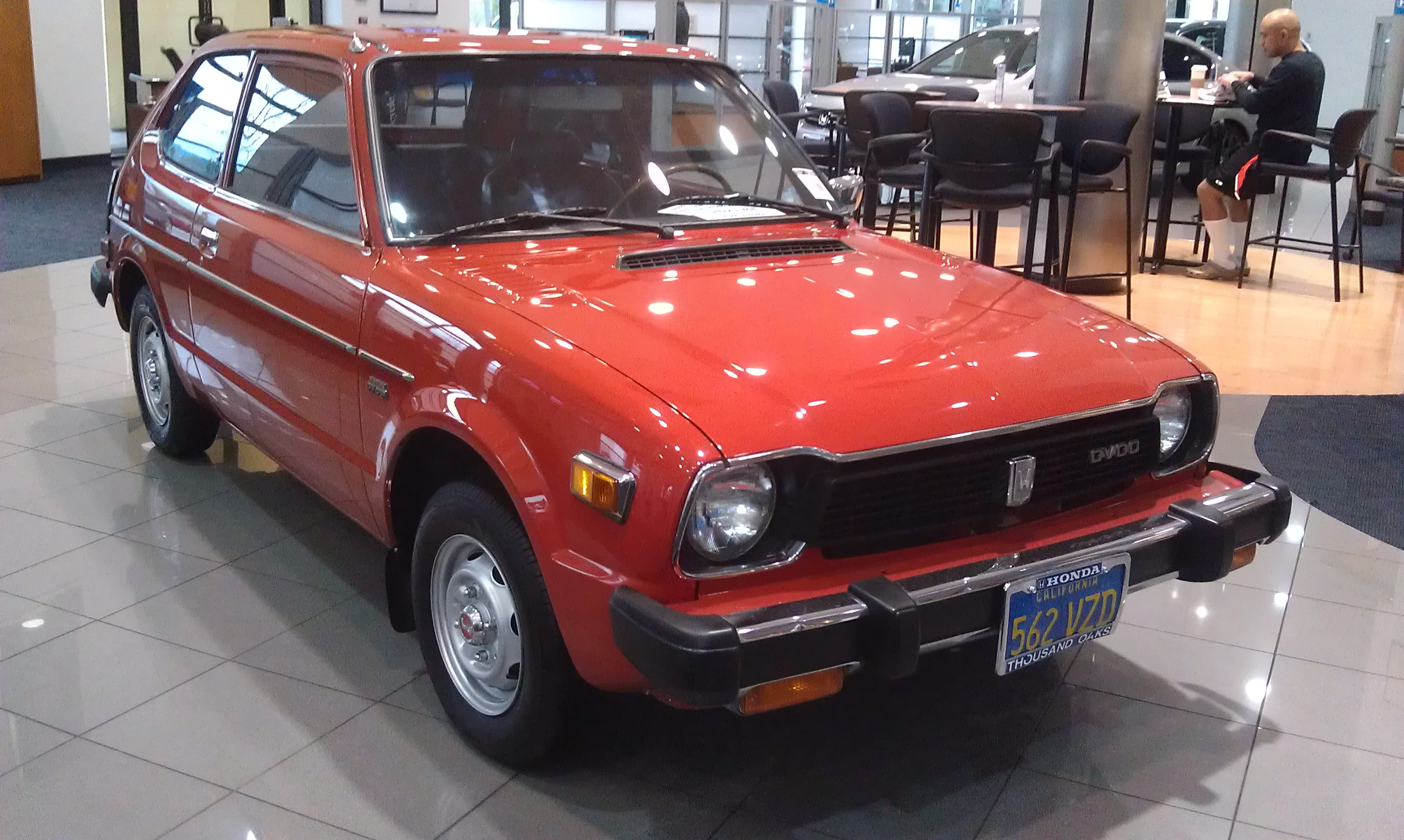 File 1978 honda civic 6 jpg for 1978 honda civic