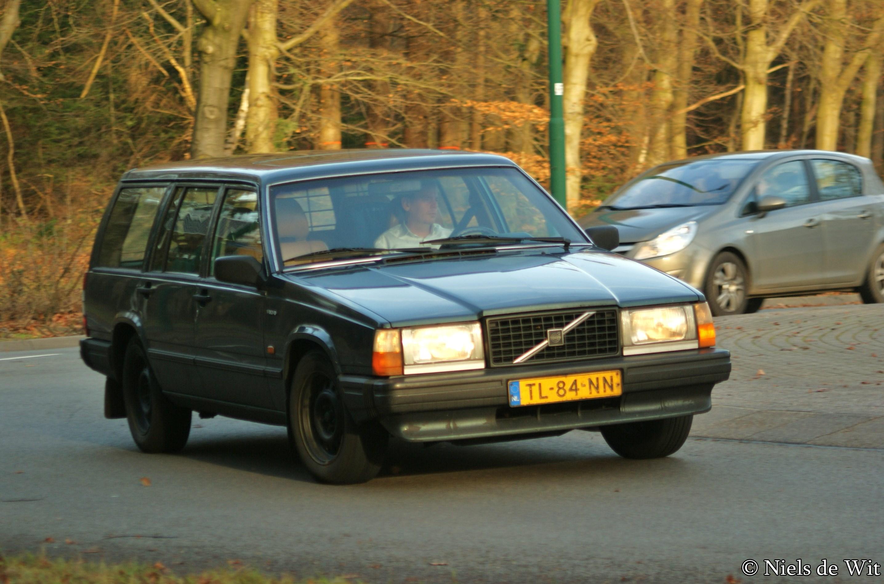 Image Gallery Volvo 740 Diesel