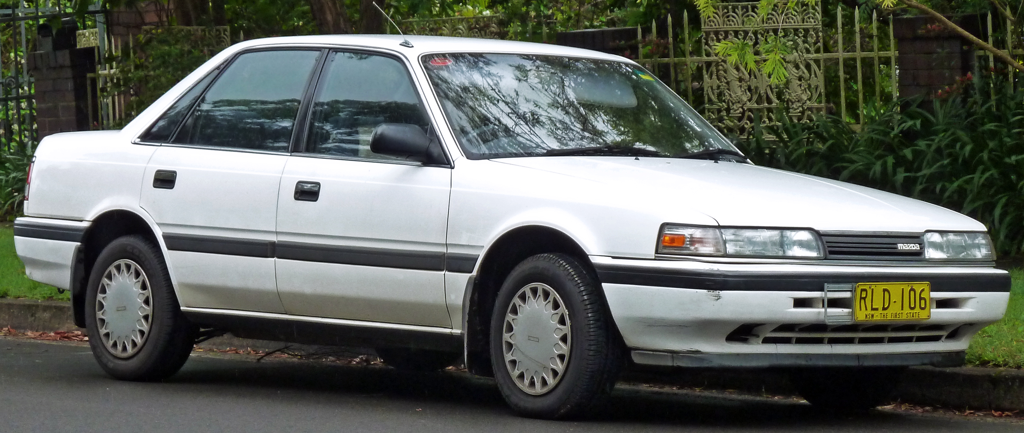 Mazda Gd Series I Sedan on Mazda F2t