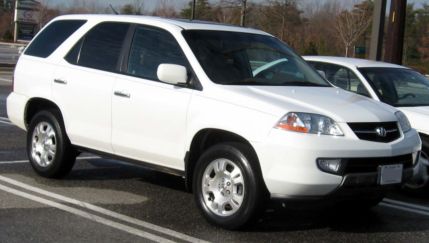 File:2001-2003 Acura MDX.jpg - Wikimedia Commons