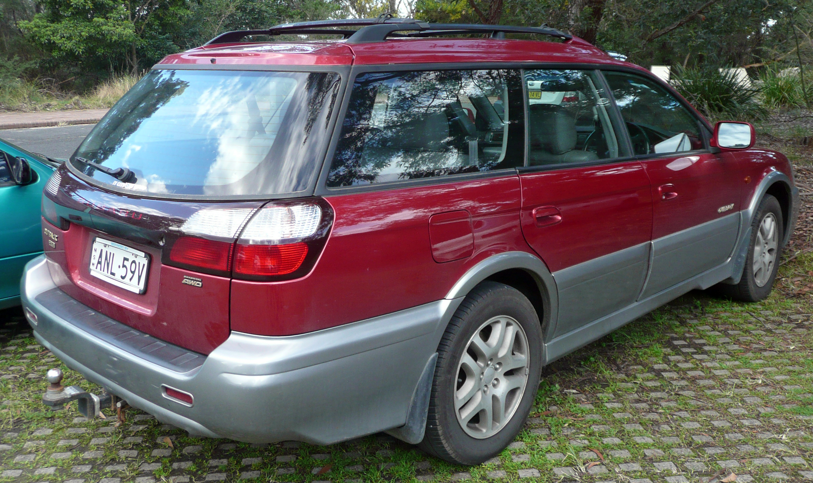 File2003 subaru outback bh9 my03 luxury station wagon 2009 07 file2003 subaru outback bh9 my03 luxury station wagon 2009 07 vanachro Image collections