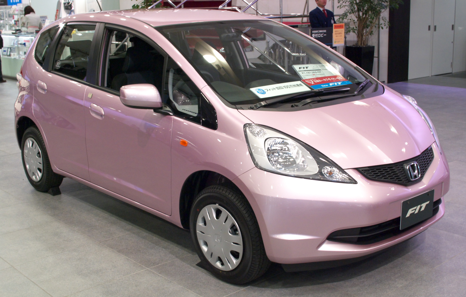 File:2007 Honda Fit 5.JPG - Wikimedia Commons