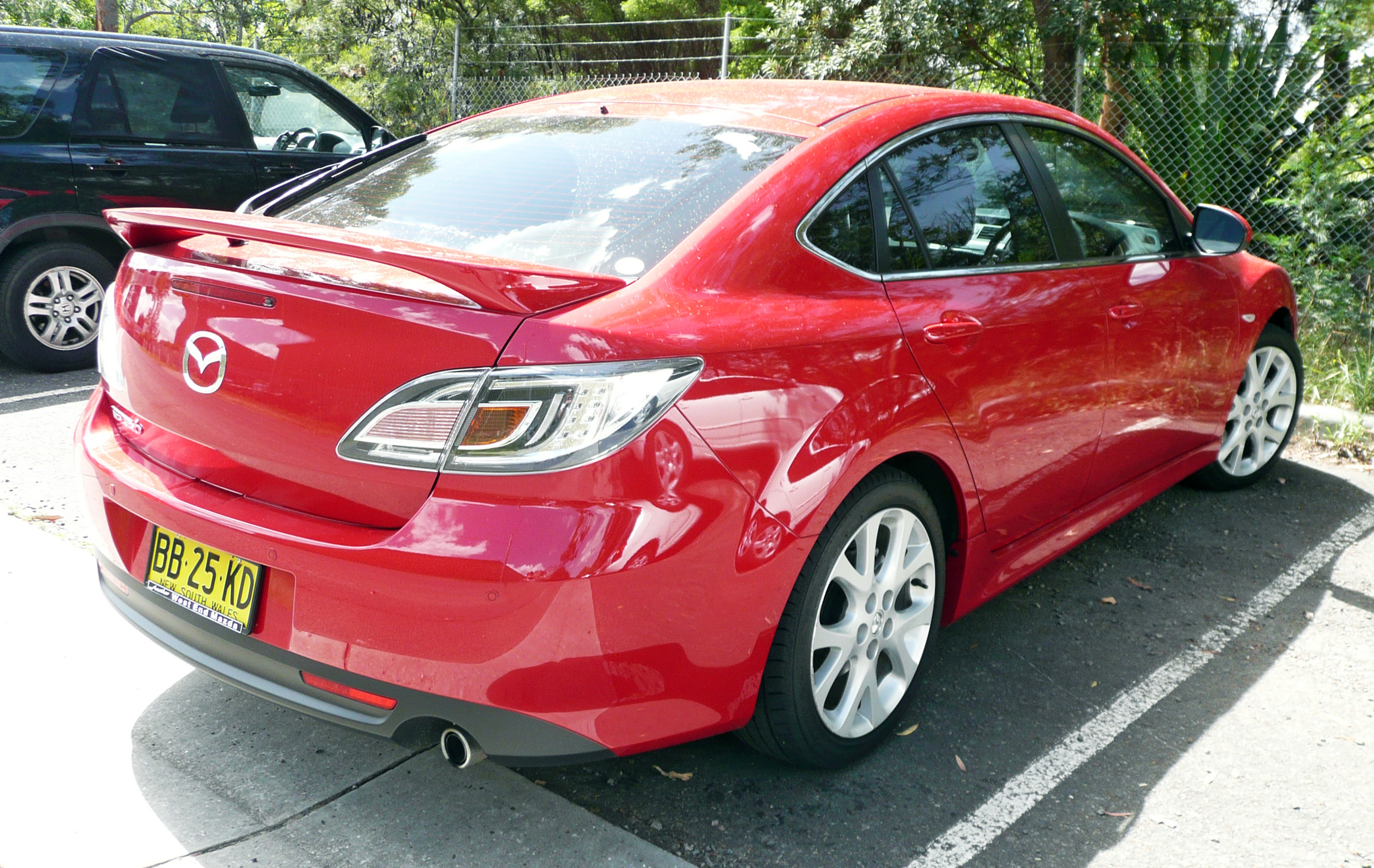 File 2009 Mazda6 Gh My09 Luxury Sports Hatchback 2009