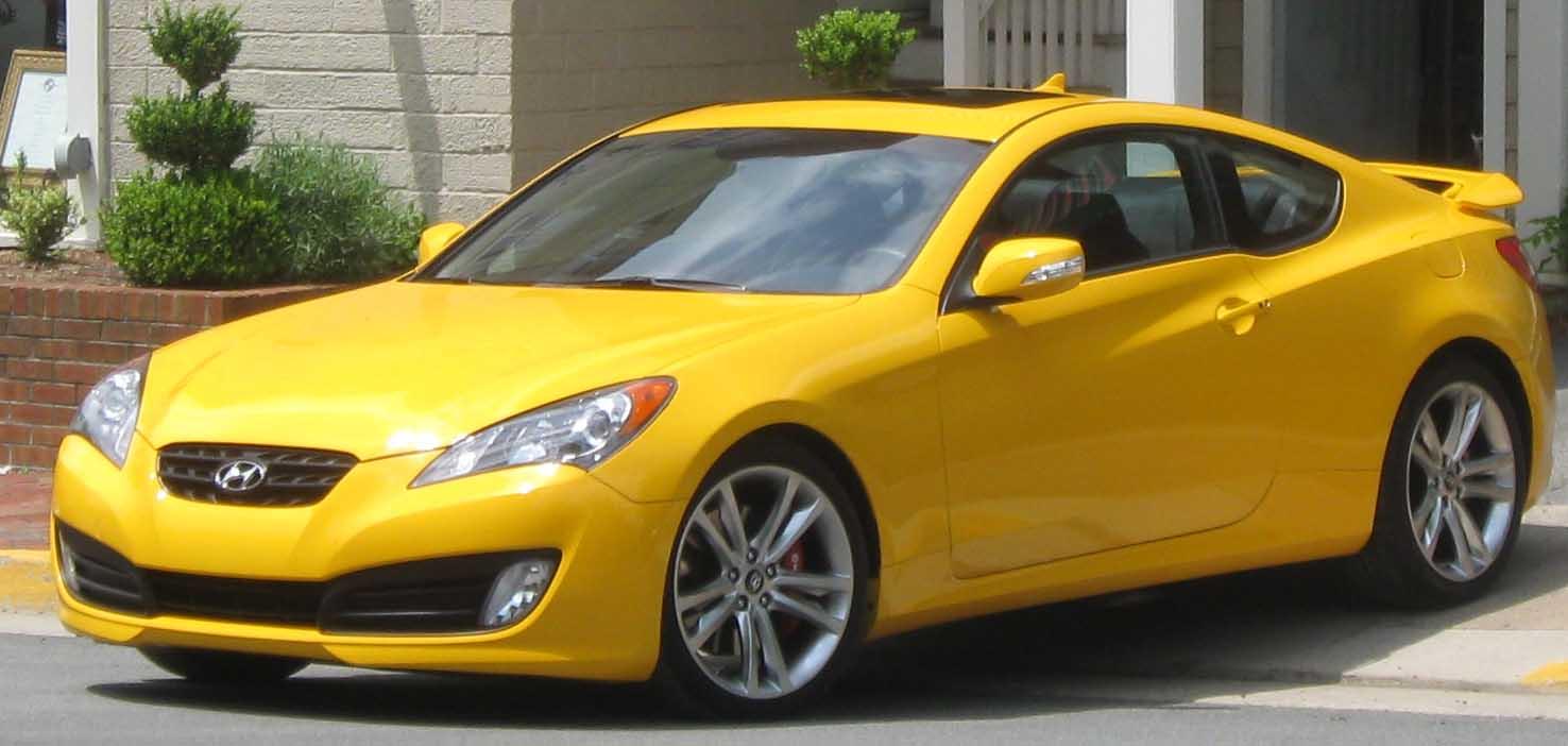 Hyundai Genesis Coupe Used Car Guru