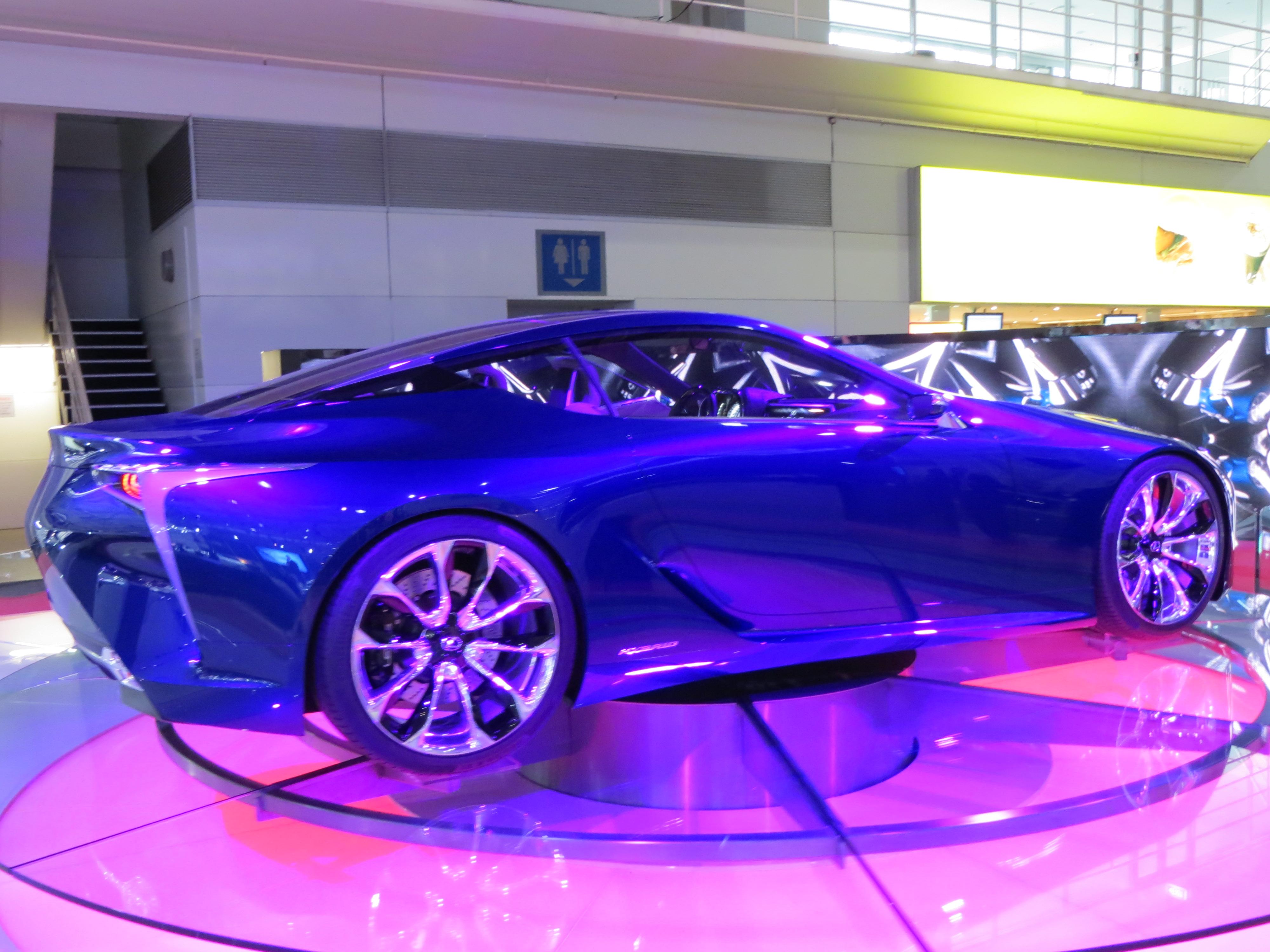 File:2012 Lexus LF-LC (concept) coupe (2012-10-26) 02.jpg ...