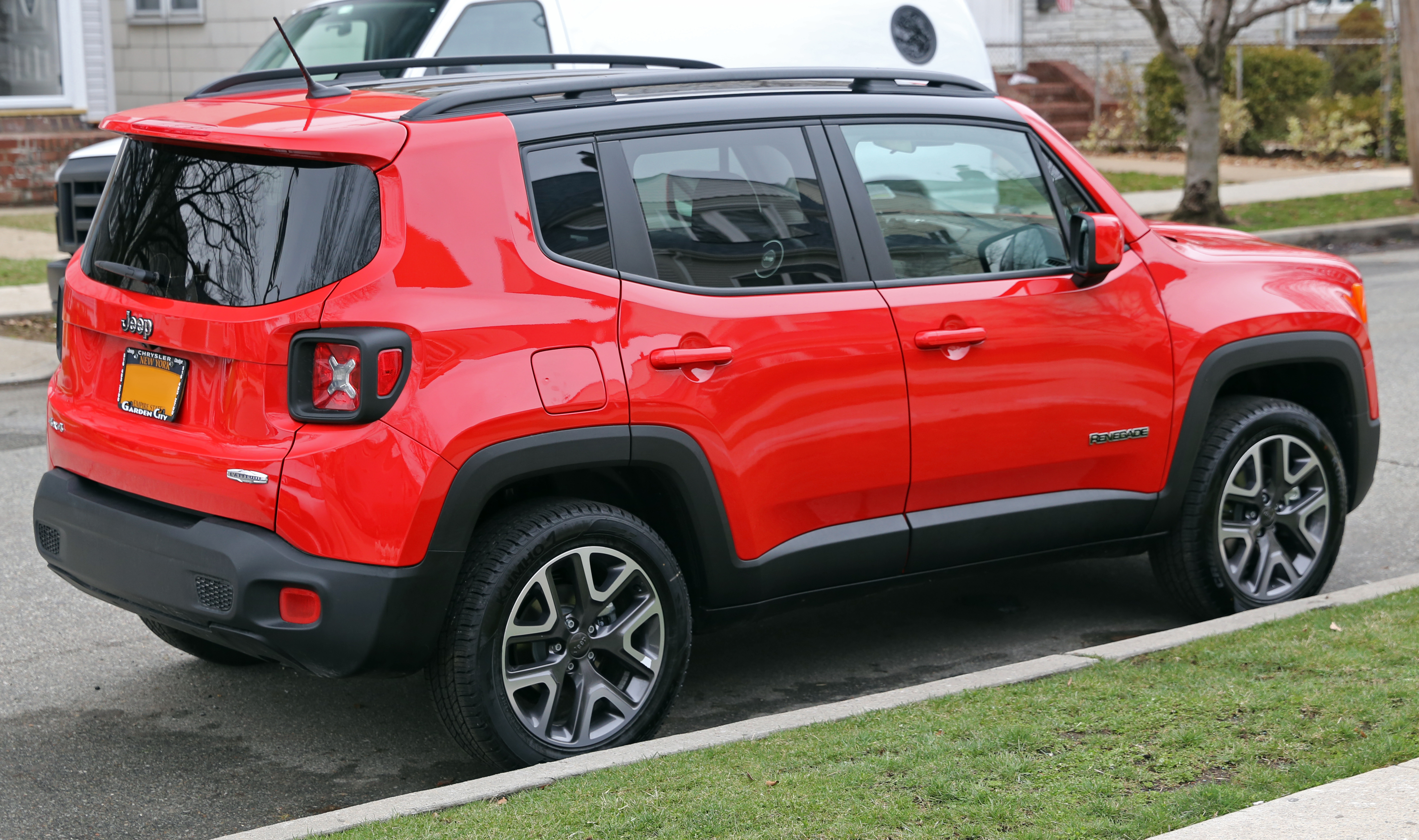 file 2015 jeep renegade latitude colorado red rear wikimedia commons. Black Bedroom Furniture Sets. Home Design Ideas