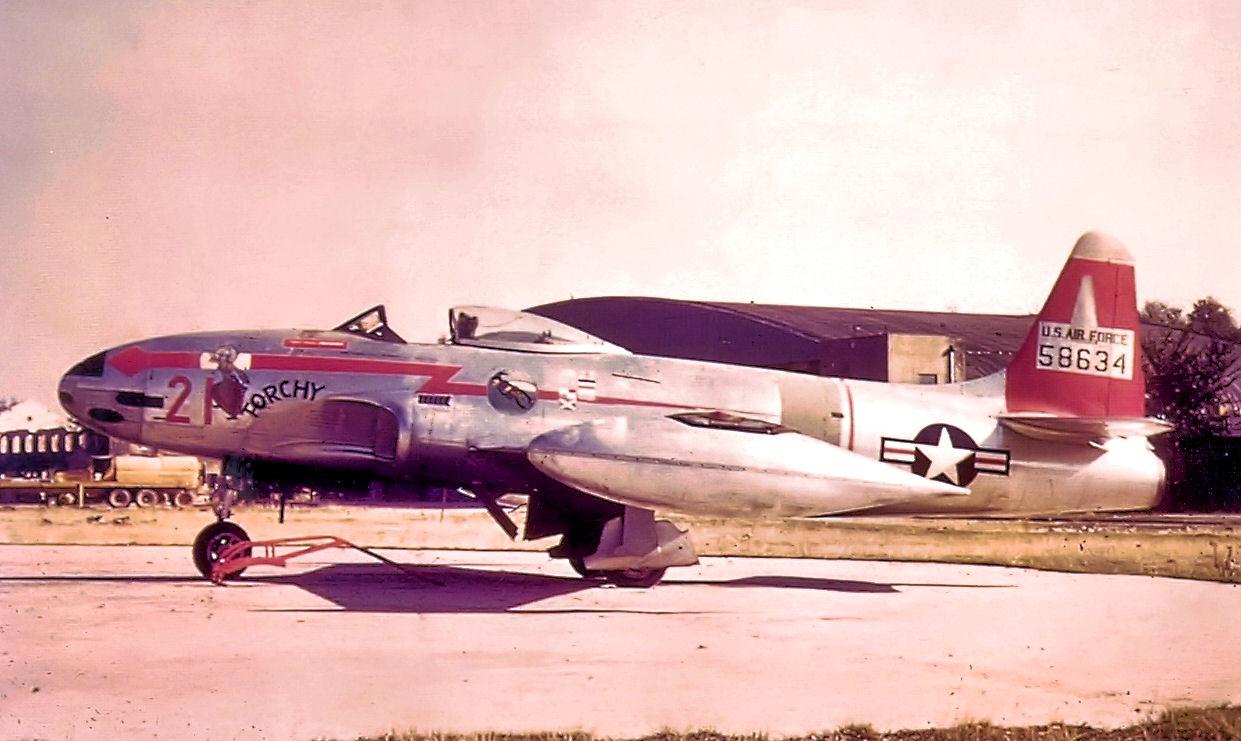 22d_Fighter_Squadron_-_Lockheed_P-80B-1-