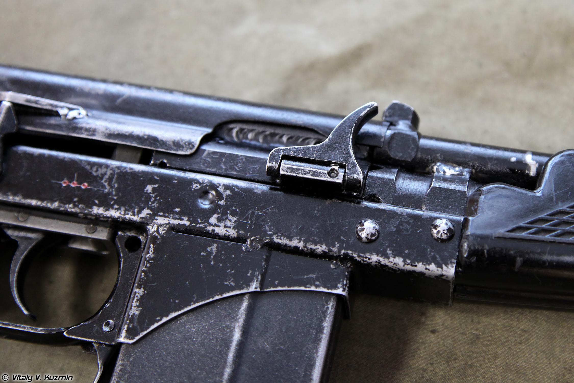 Automatic 9A-91: description, TTH, manufacturer 73