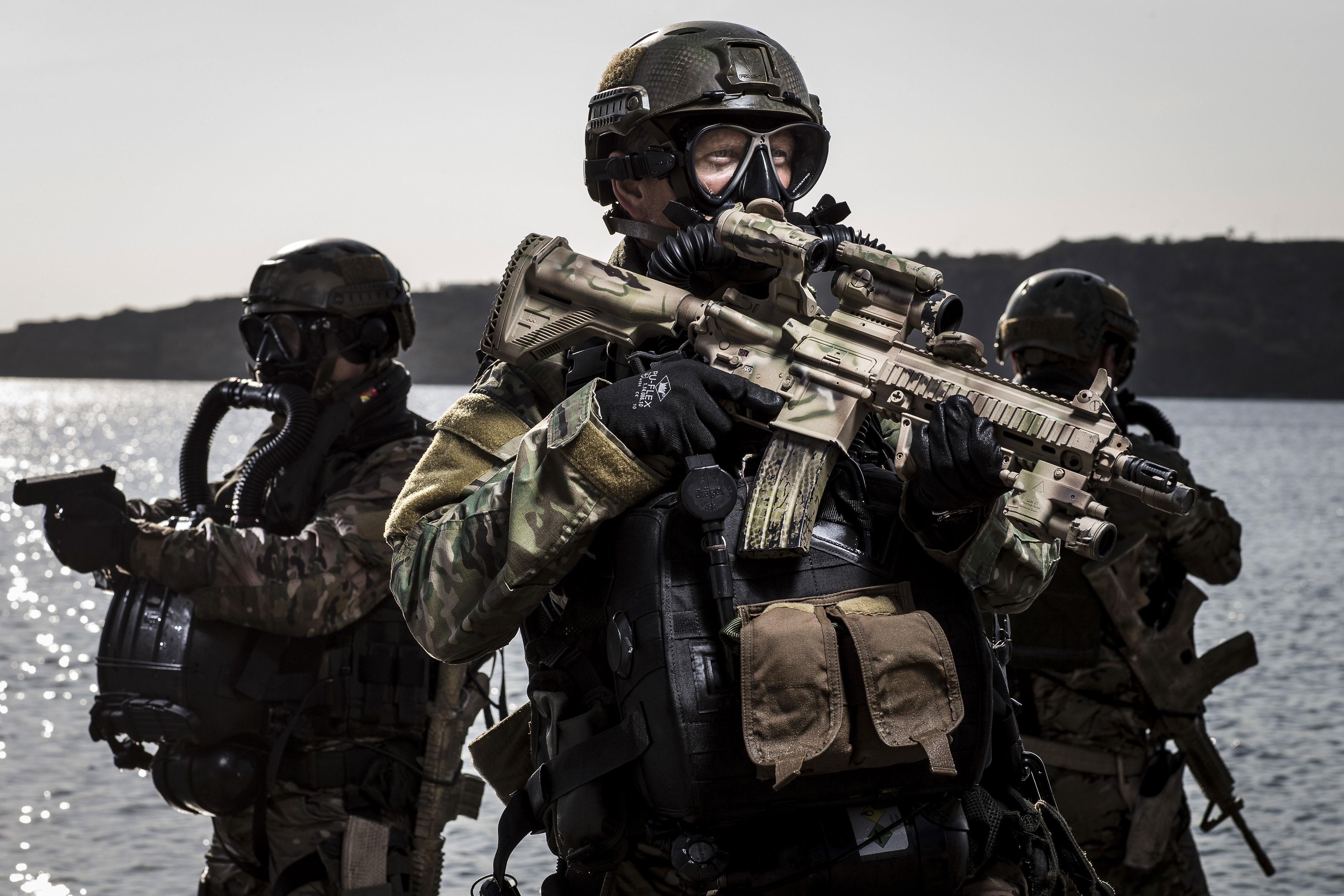 Korps Commandotroepen - Wikiwand