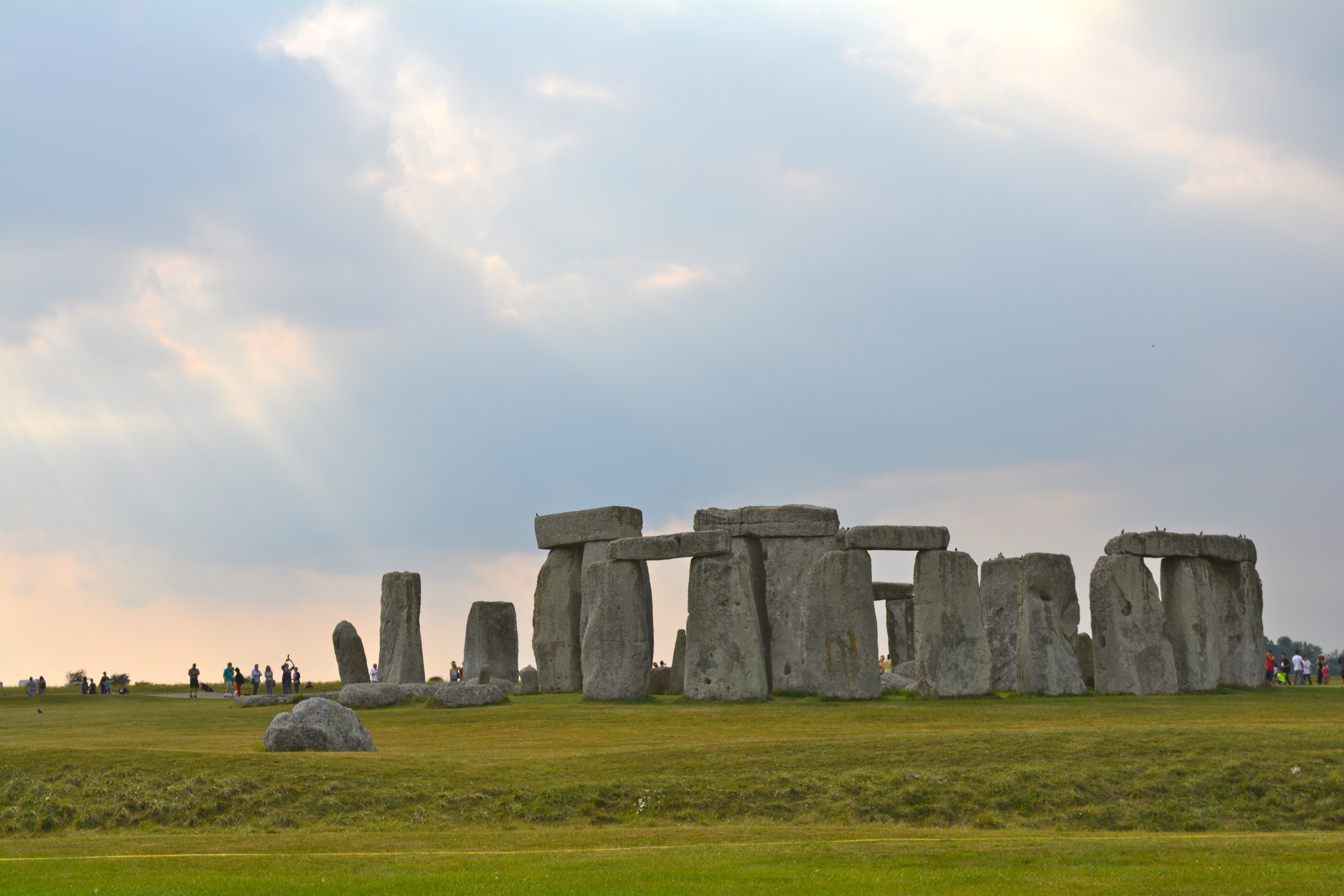 FileA View Of Stonehenge From The East