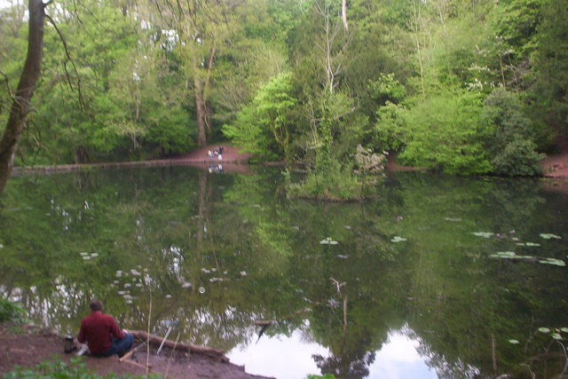 Abbot's Pool - geograph.org.uk - 950104