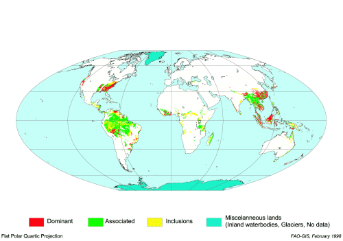 World reference base for soil resources wikimedia commons for Soil resources wikipedia