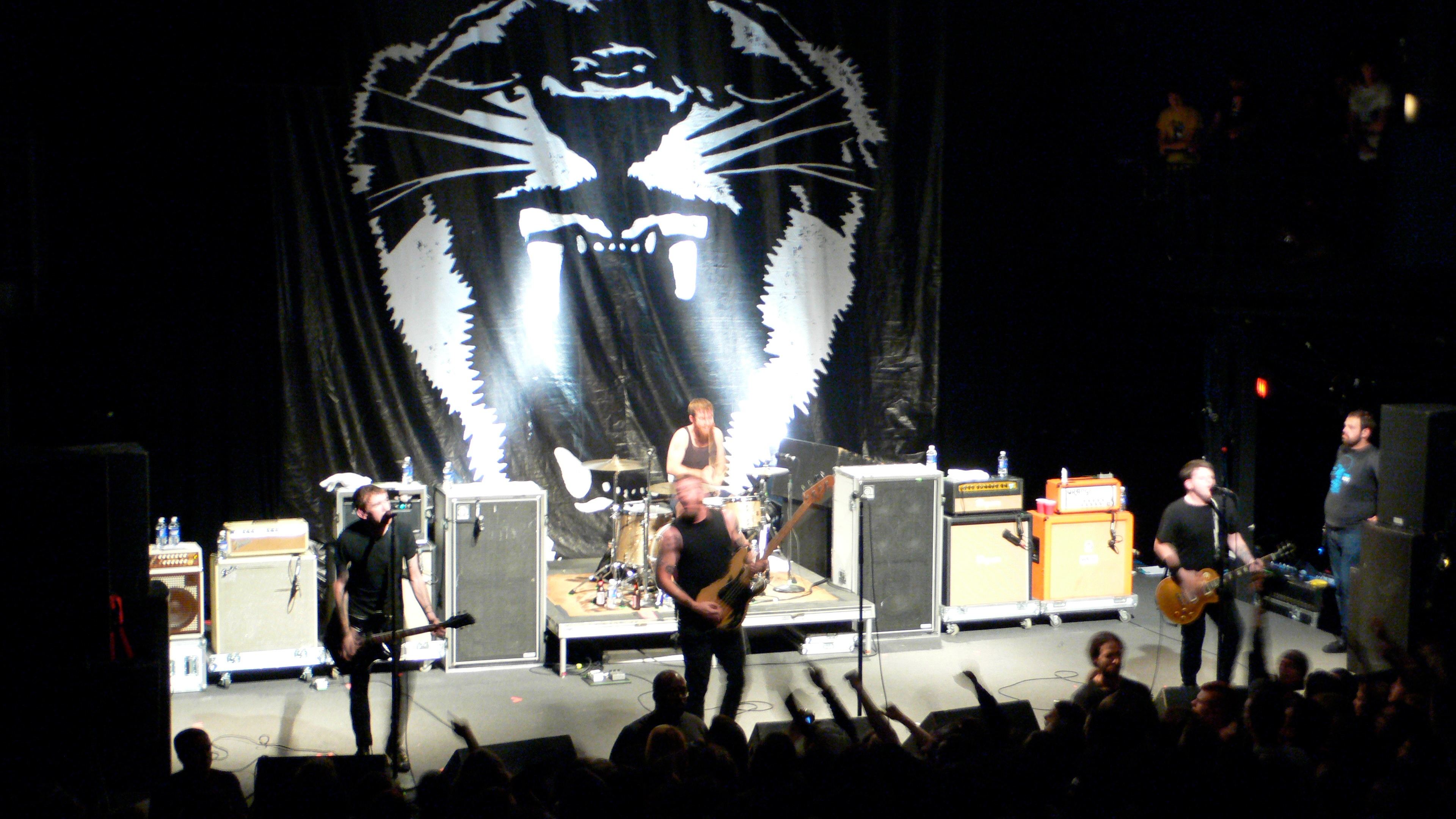 Against Me! - Wikipedia, the free encyclopedia