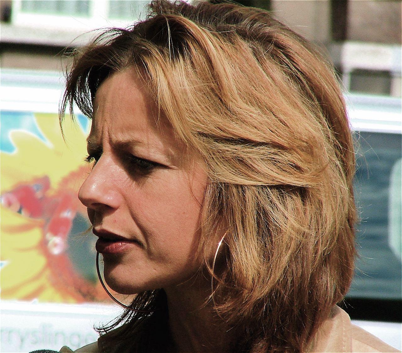 Agnes Kant van de SP