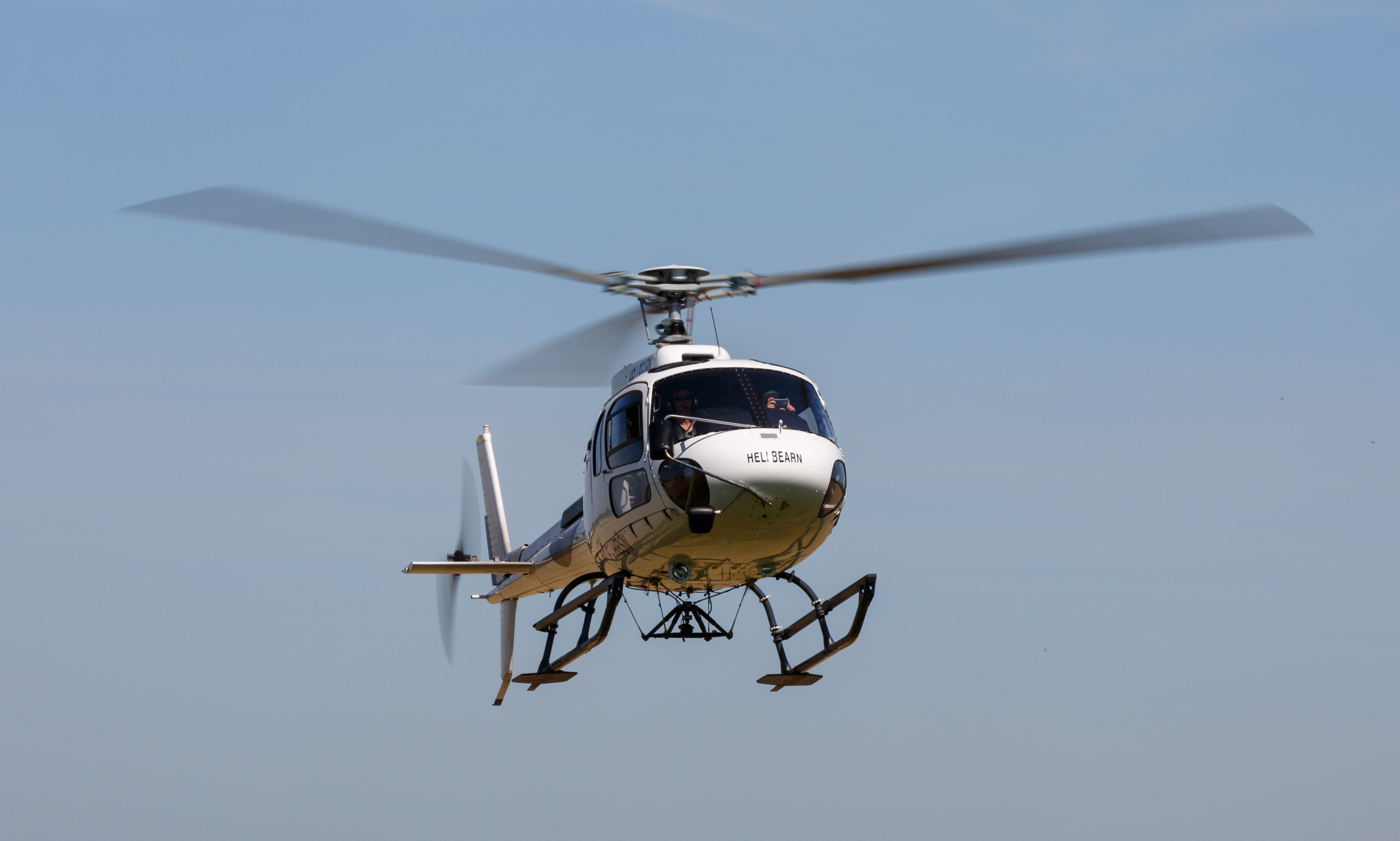 Bildresultat för Airbus H125 (AS350 B3e)