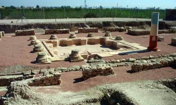 Jaciment Arqueològic de l'Alcudia