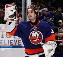 Al Montoya American ice hockey goaltender