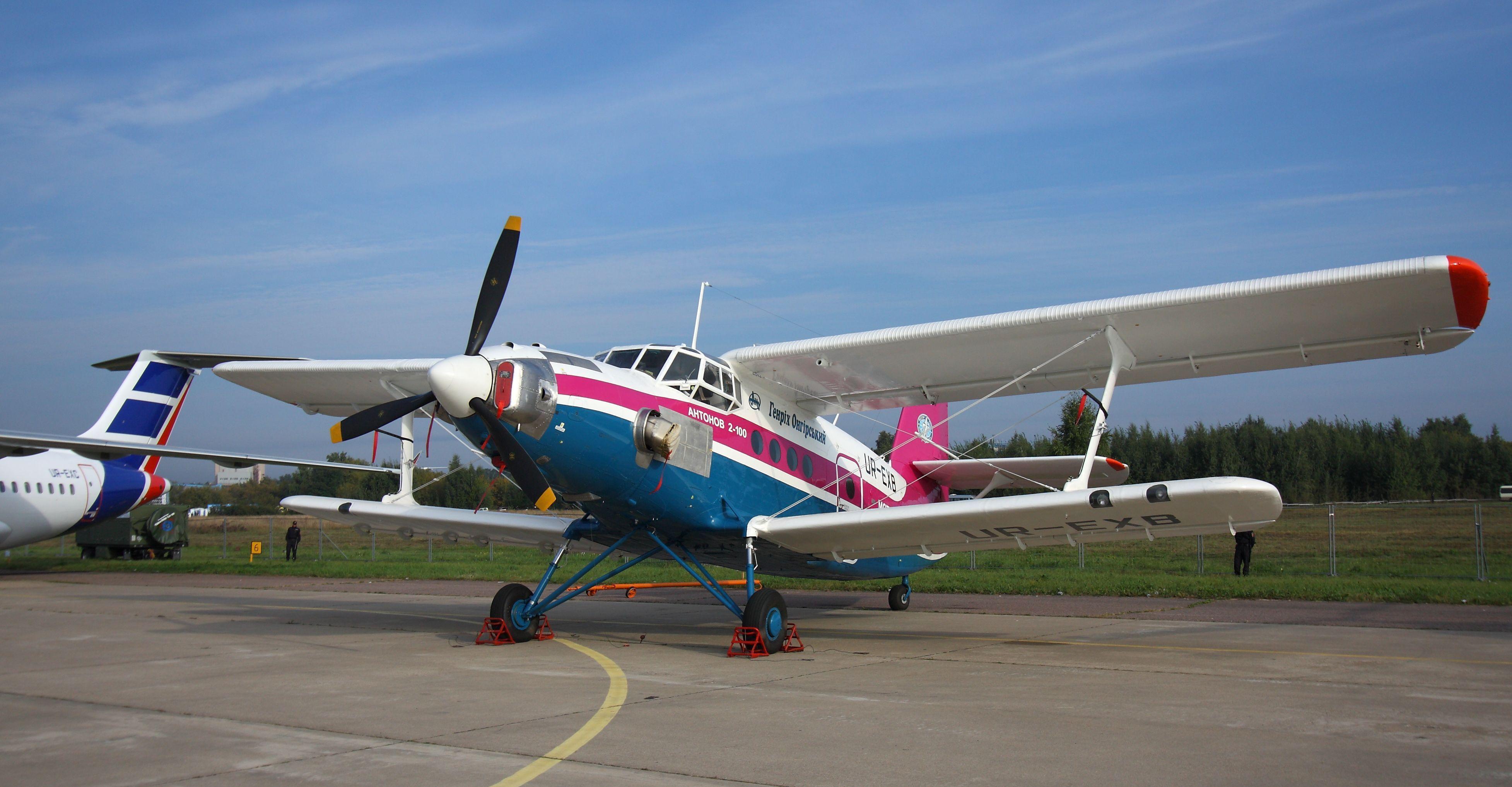 File:Antonov An-2-100 at the MAKS-2013 (01).jpg - Wikimedia Commons