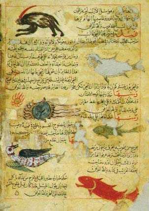 Manuscrito árabe