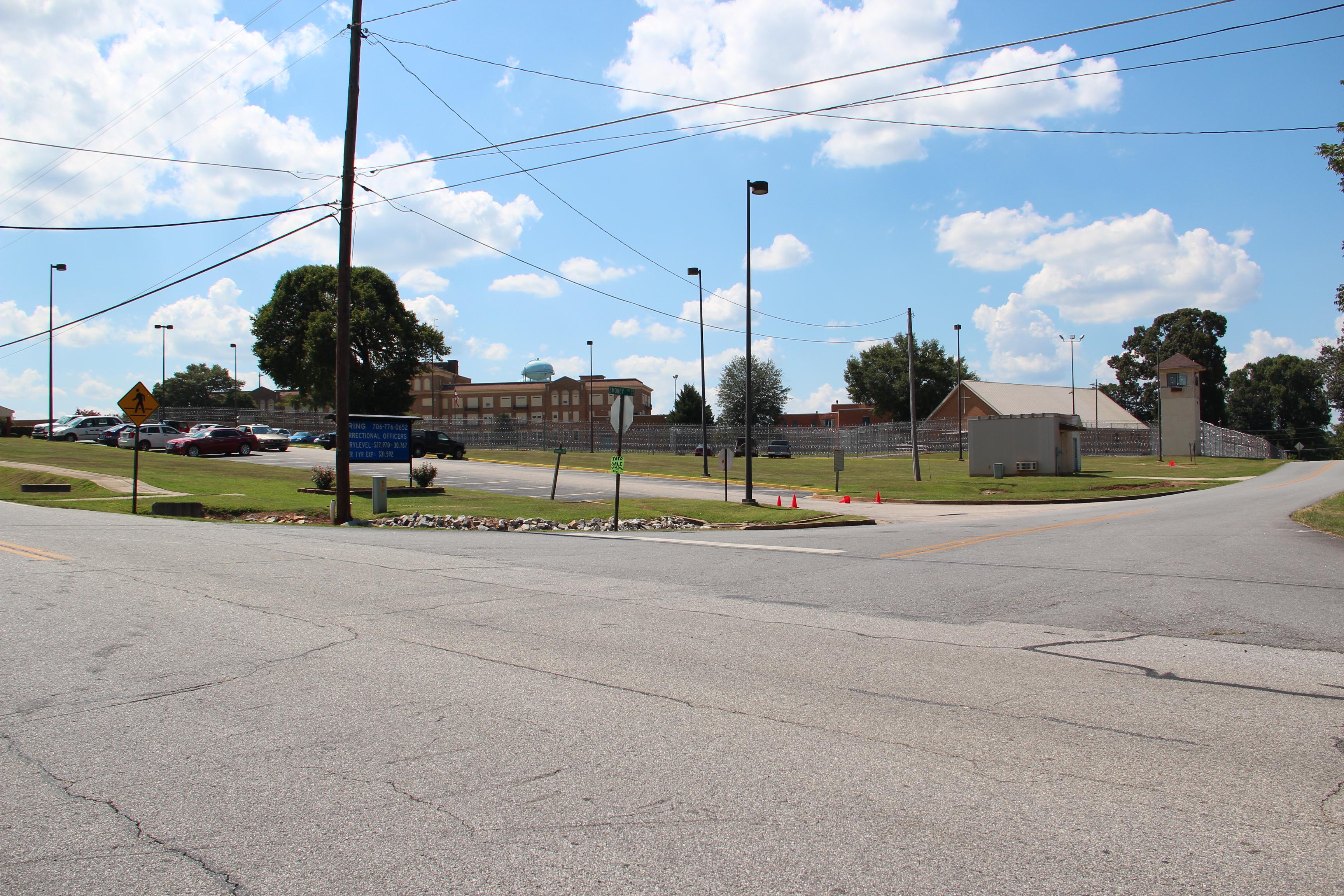 Arrendale State Prison - Wikipedia