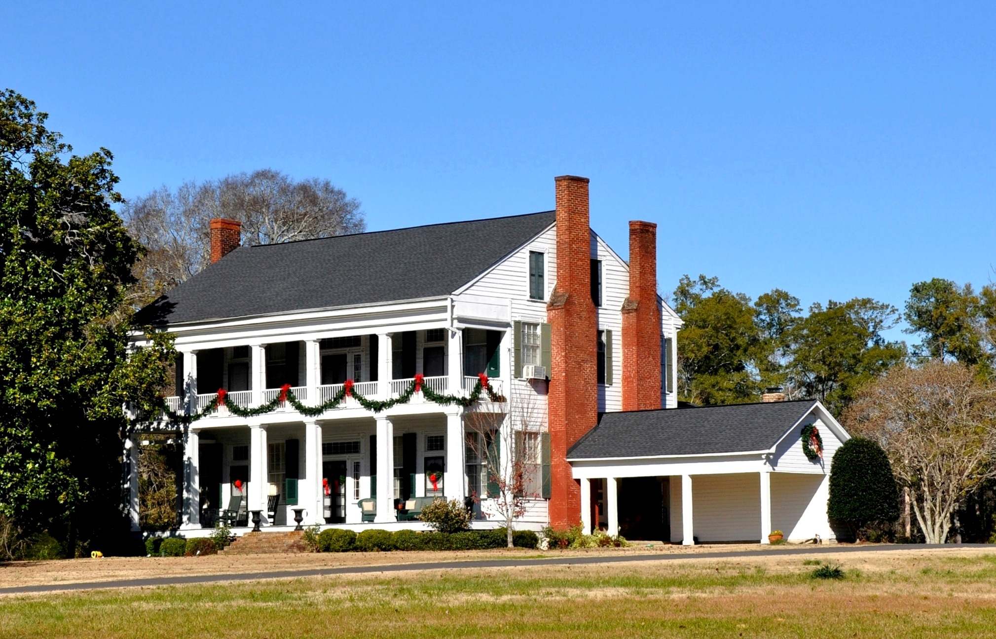 Antebellum homes in eutaw thematic resource for Alabama home builders