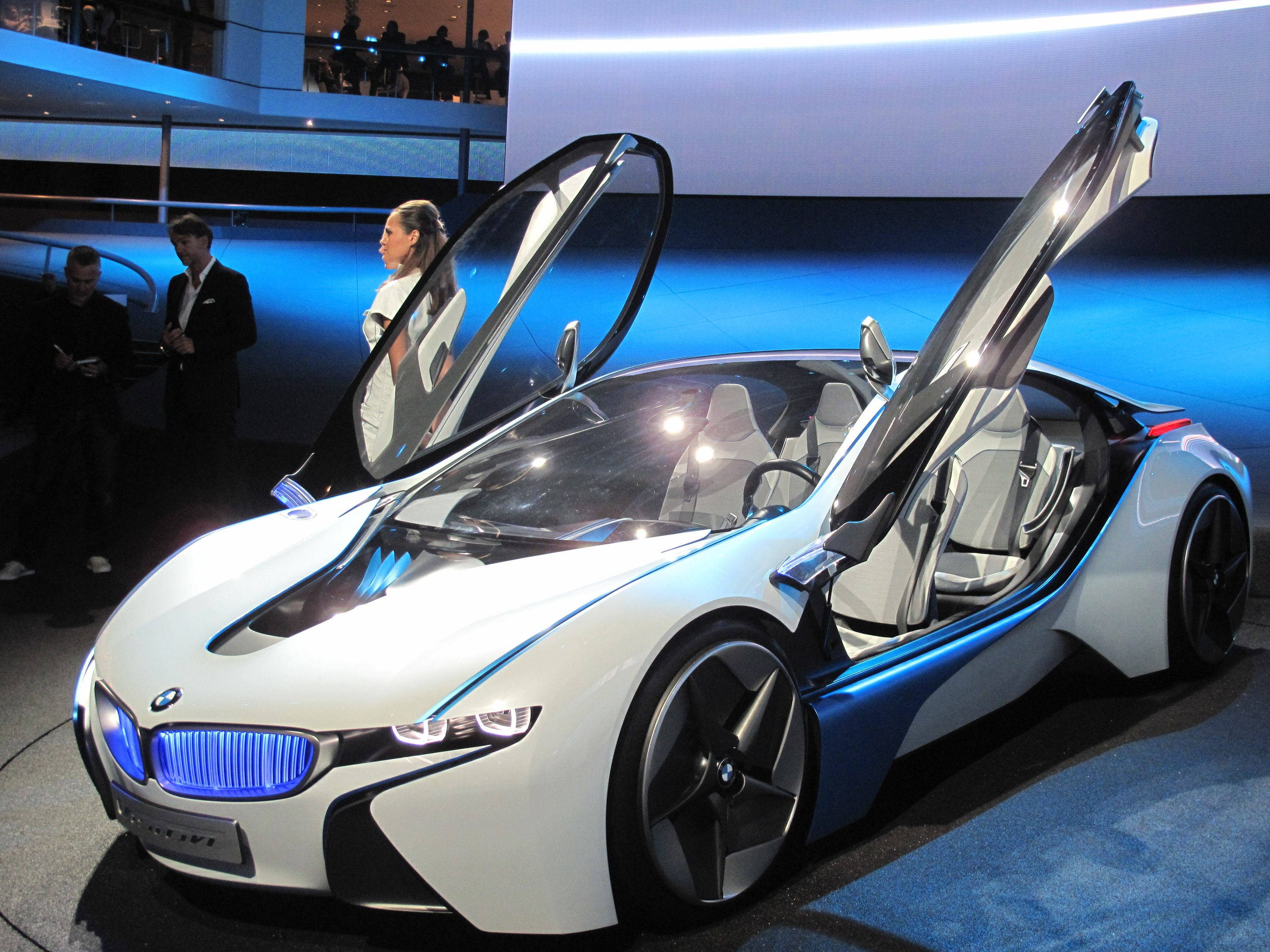 File Bmw Vision Efficientdynamics Jpg Wikimedia Commons