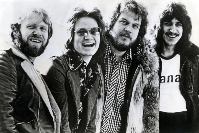 Picture of a band or musician: Bachman–turner Overdrive