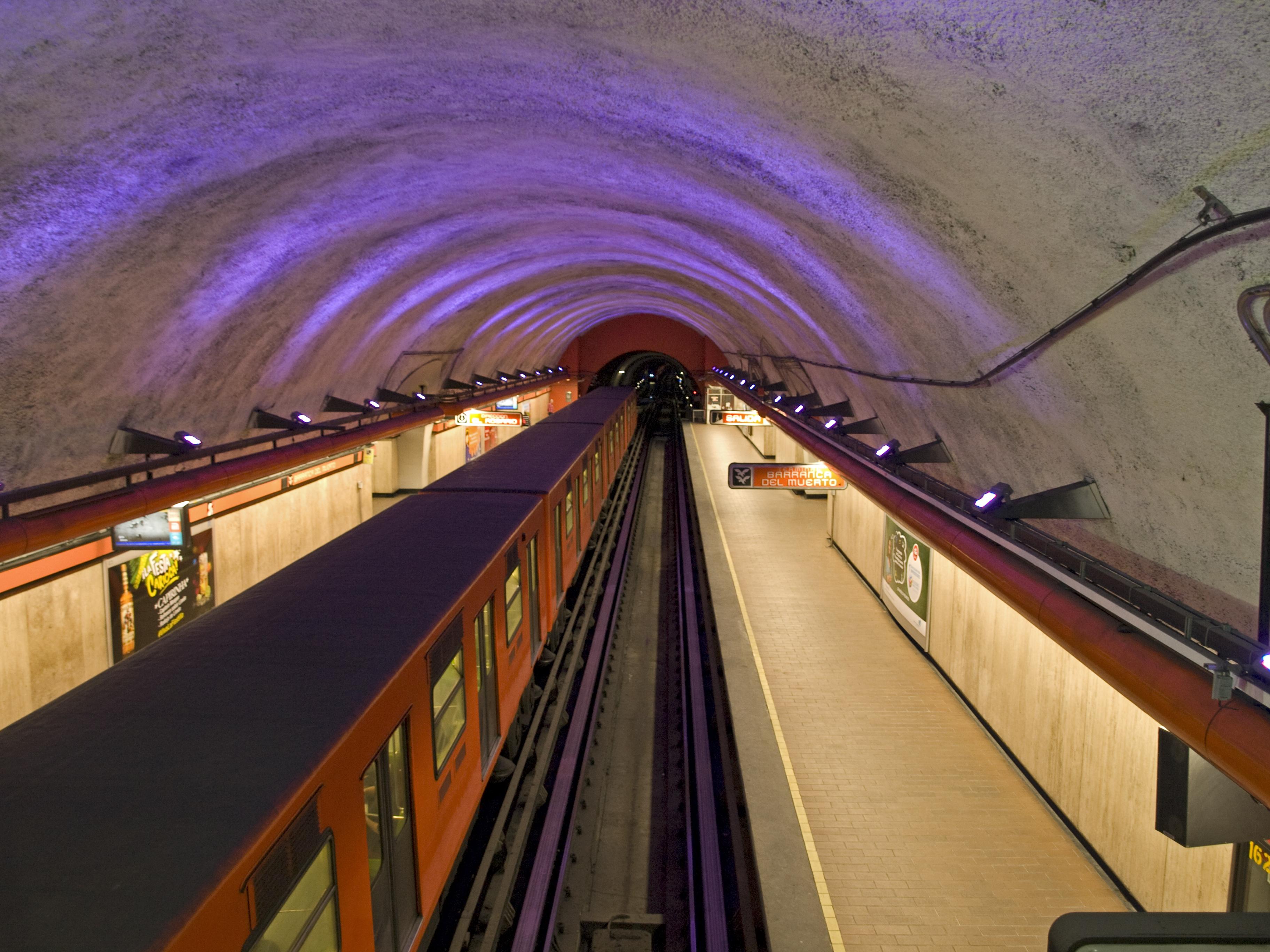 Barranca del Muerto (estación)