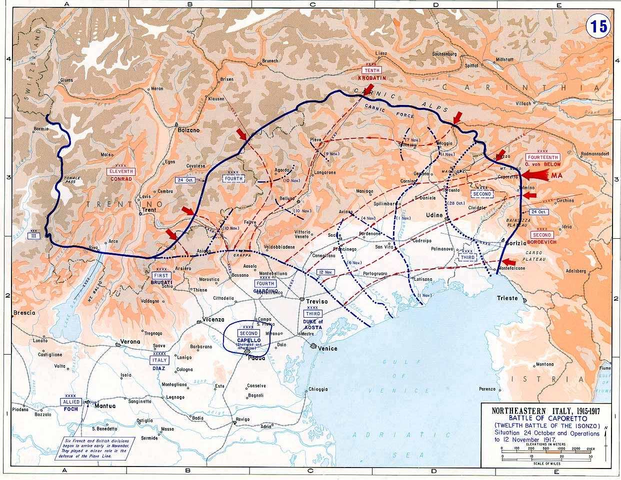 Episode 122: Italian Front Pt. 7