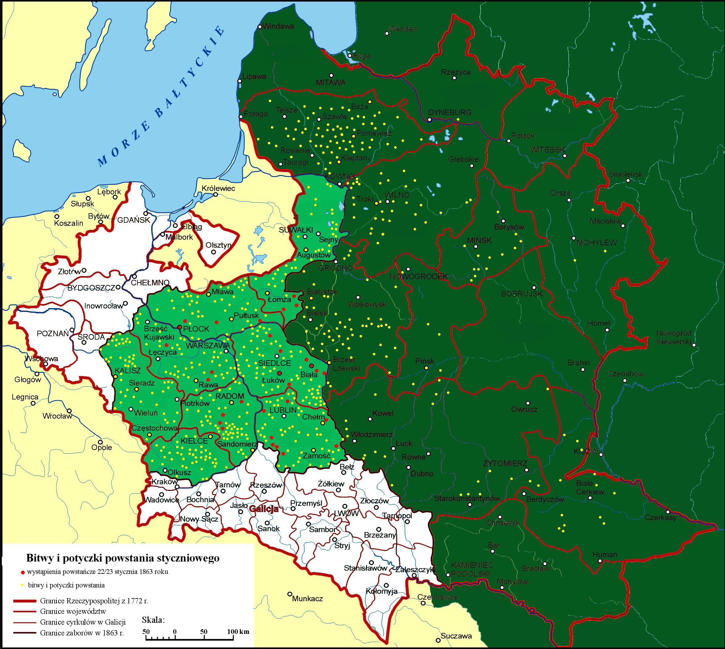 немецкий атлас истории польши изд 1848 года