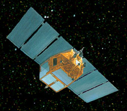 BeppoSAX Italian-Dutch satellite used for X-ray astronomy