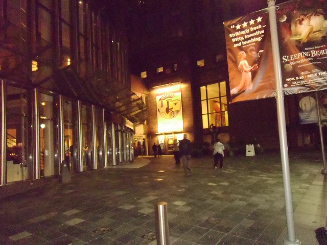 Blumenthal Performing Arts Center.JPG