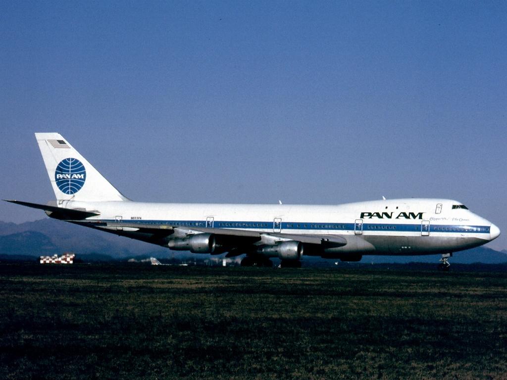 Pan Am Flight 841 - Wikipedia