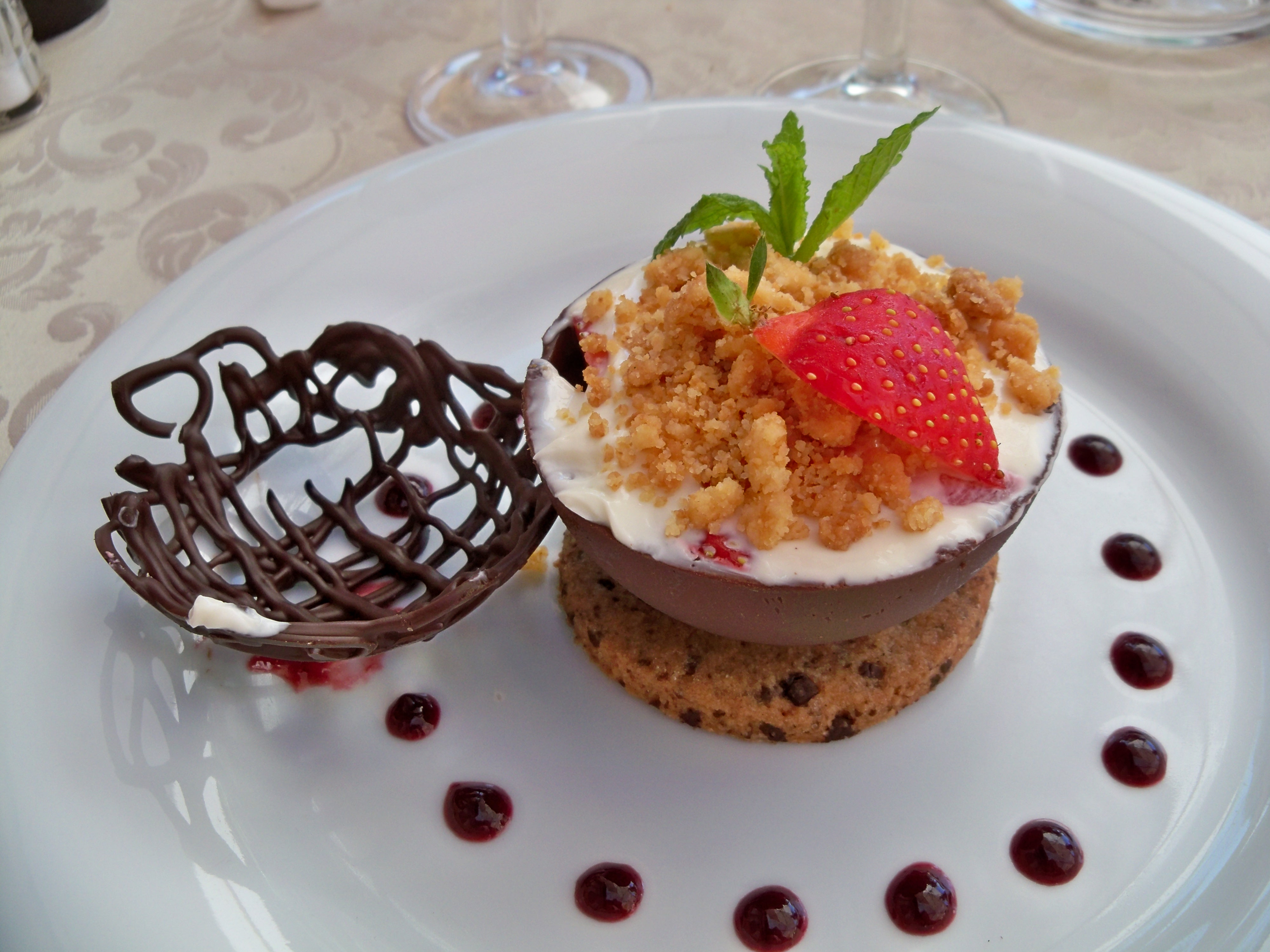 Recette Desert Cake A L Ancienne