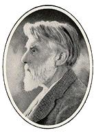 Depiction of Robert Bridges