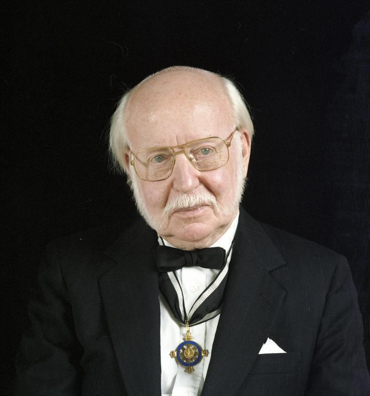 Gordon A. Craig, 1991