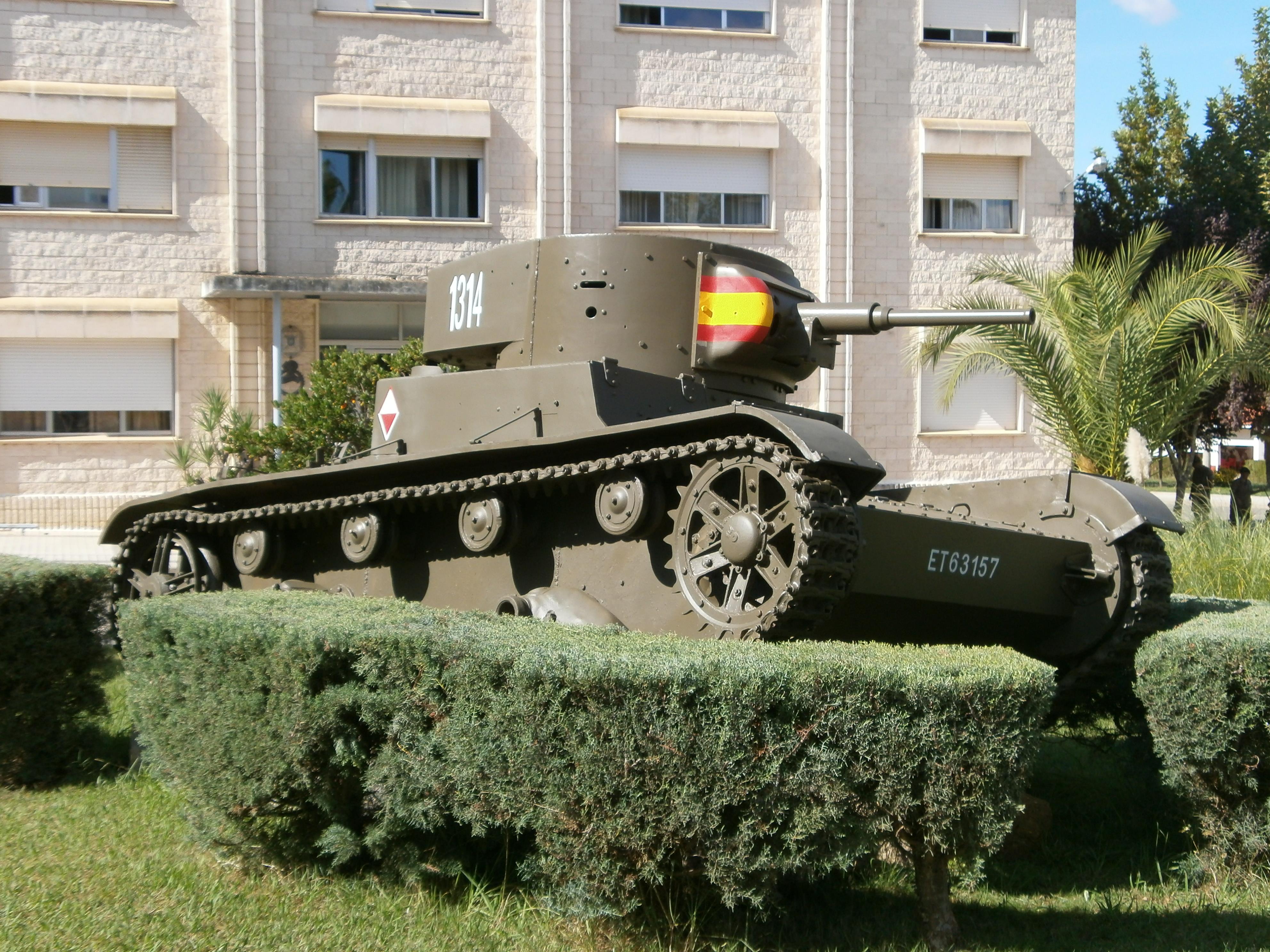 File C 16 Carro De Combate T 26 B1 Jpg Wikimedia Commons