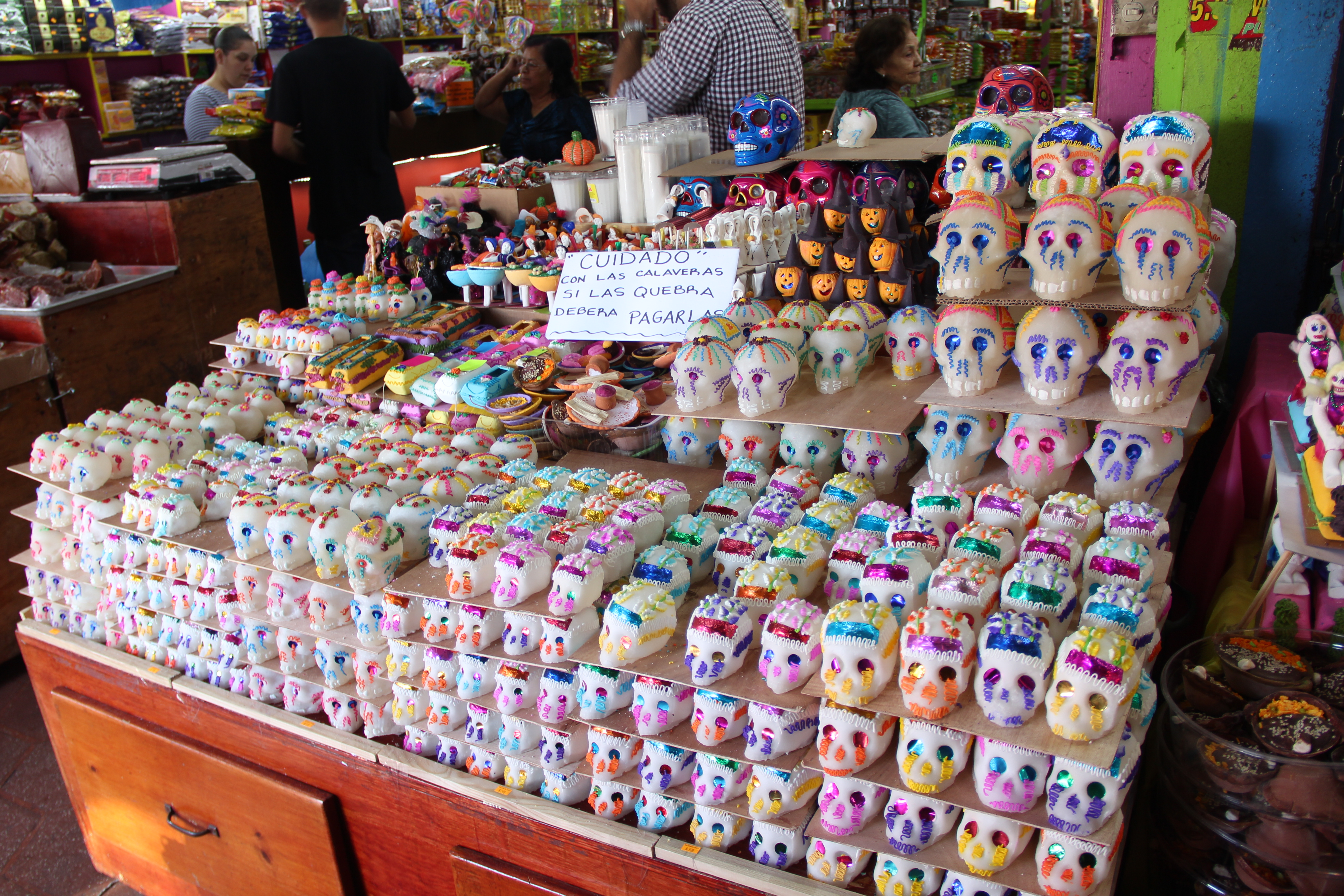 file calaveras in tijuana sugar skulls dia de los muertos 5421