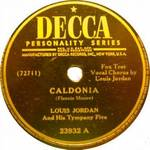 Caldonia single