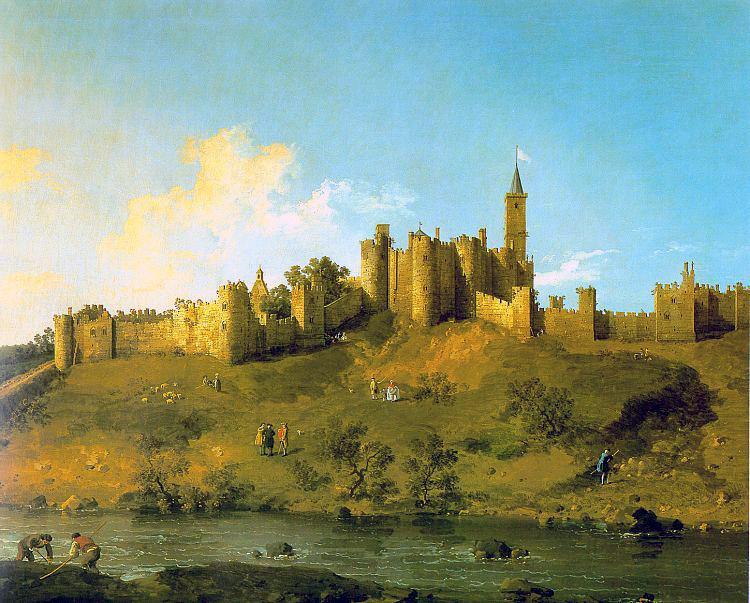 Pinturas del siglo 18 - Canaletto