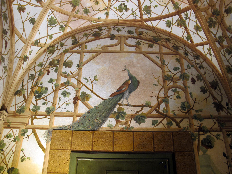 Giardino Dinverno In Casa : File casa martelli giardino d inverno pavone g wikimedia
