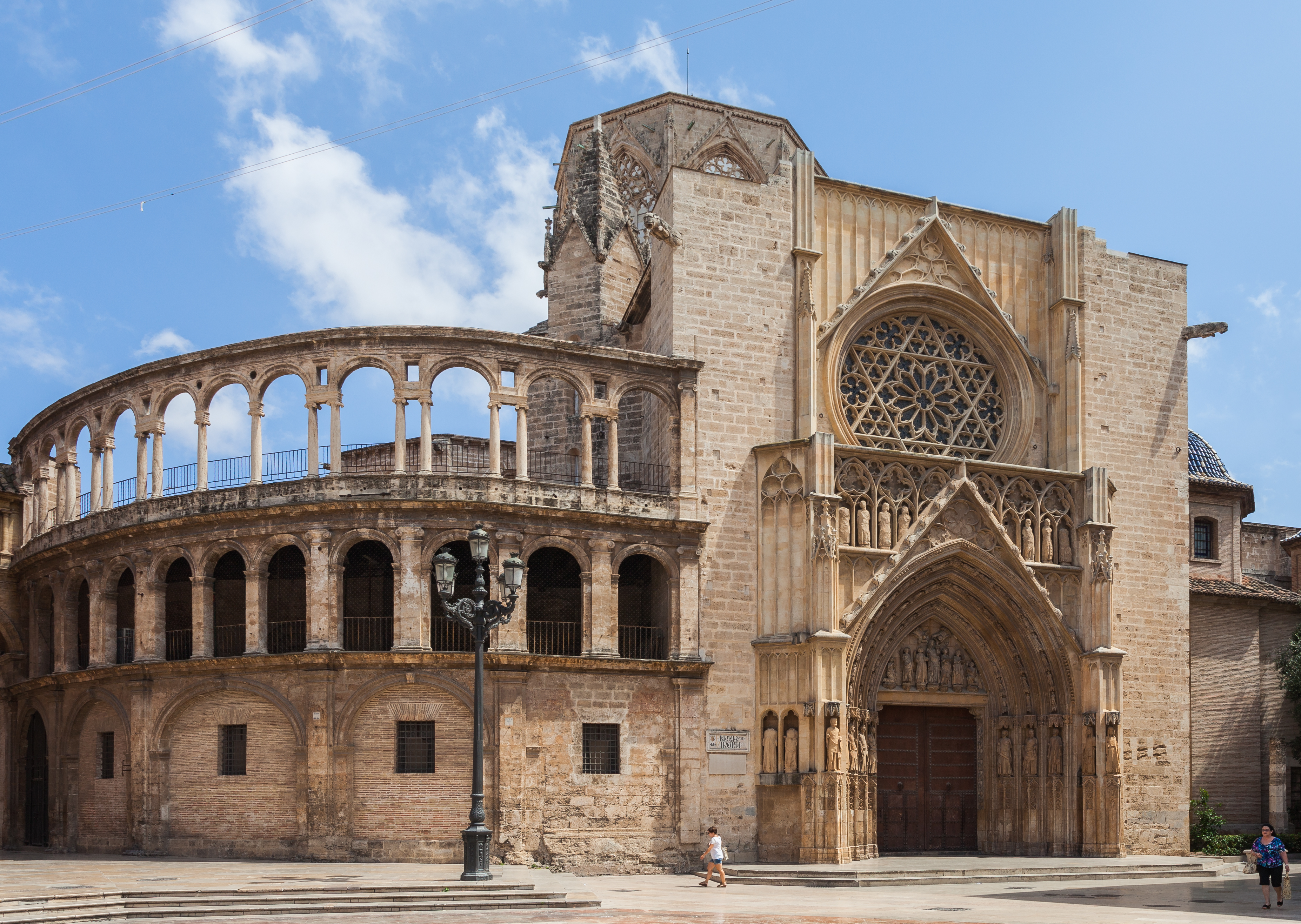 Image result for valencia's cathedral