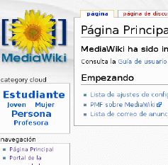 CategoryTagCloud MediaWiki extension screenshot.png