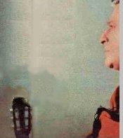 Foto de la portada del primer álbum solista de César Isella, Estoy de vuelta (1968).