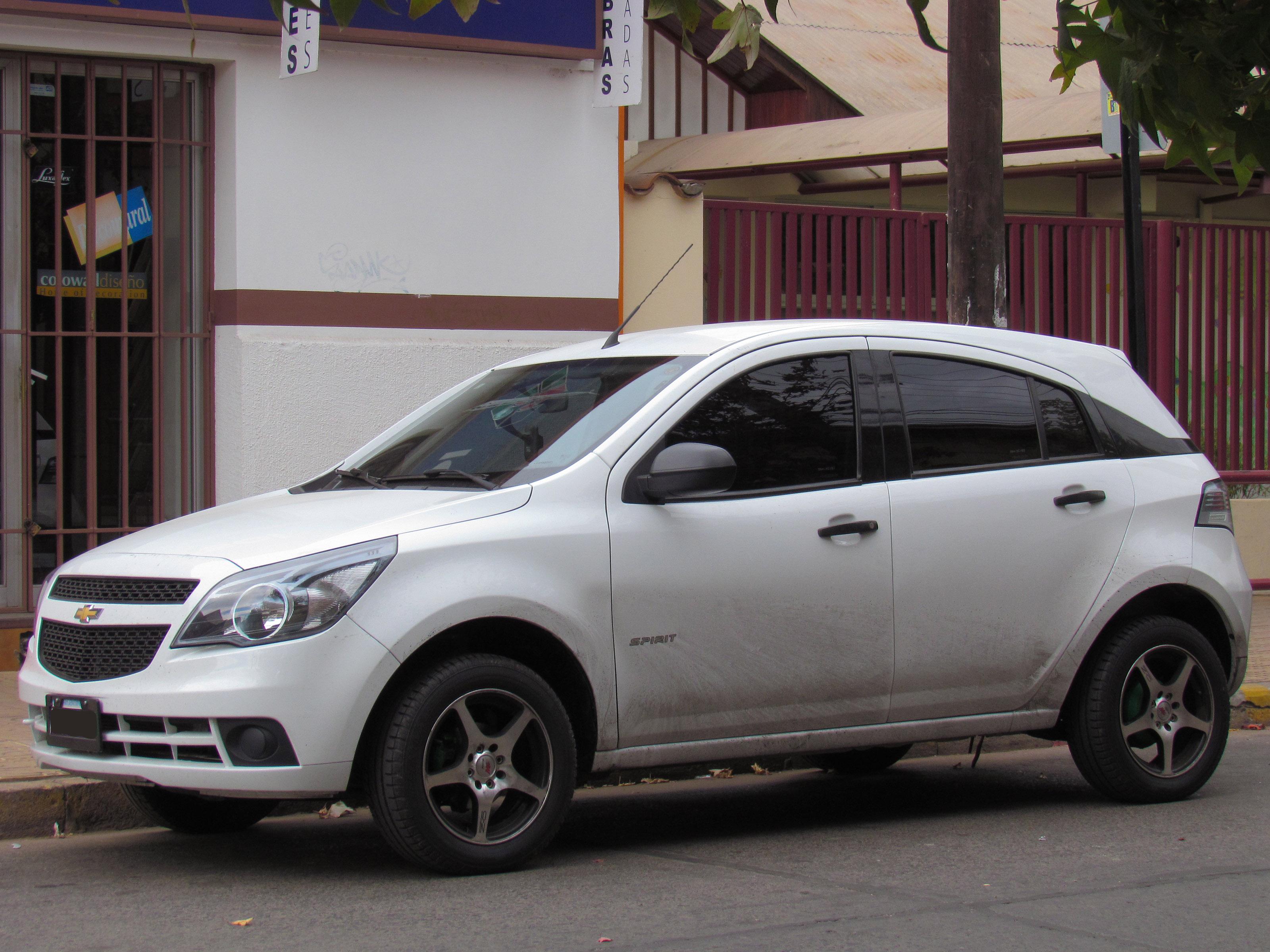 Kelebihan Chevrolet 2012 Perbandingan Harga