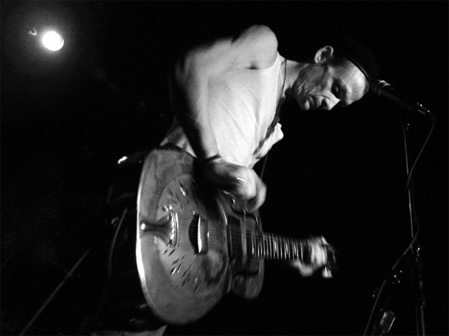 Chris Whitley en concierto