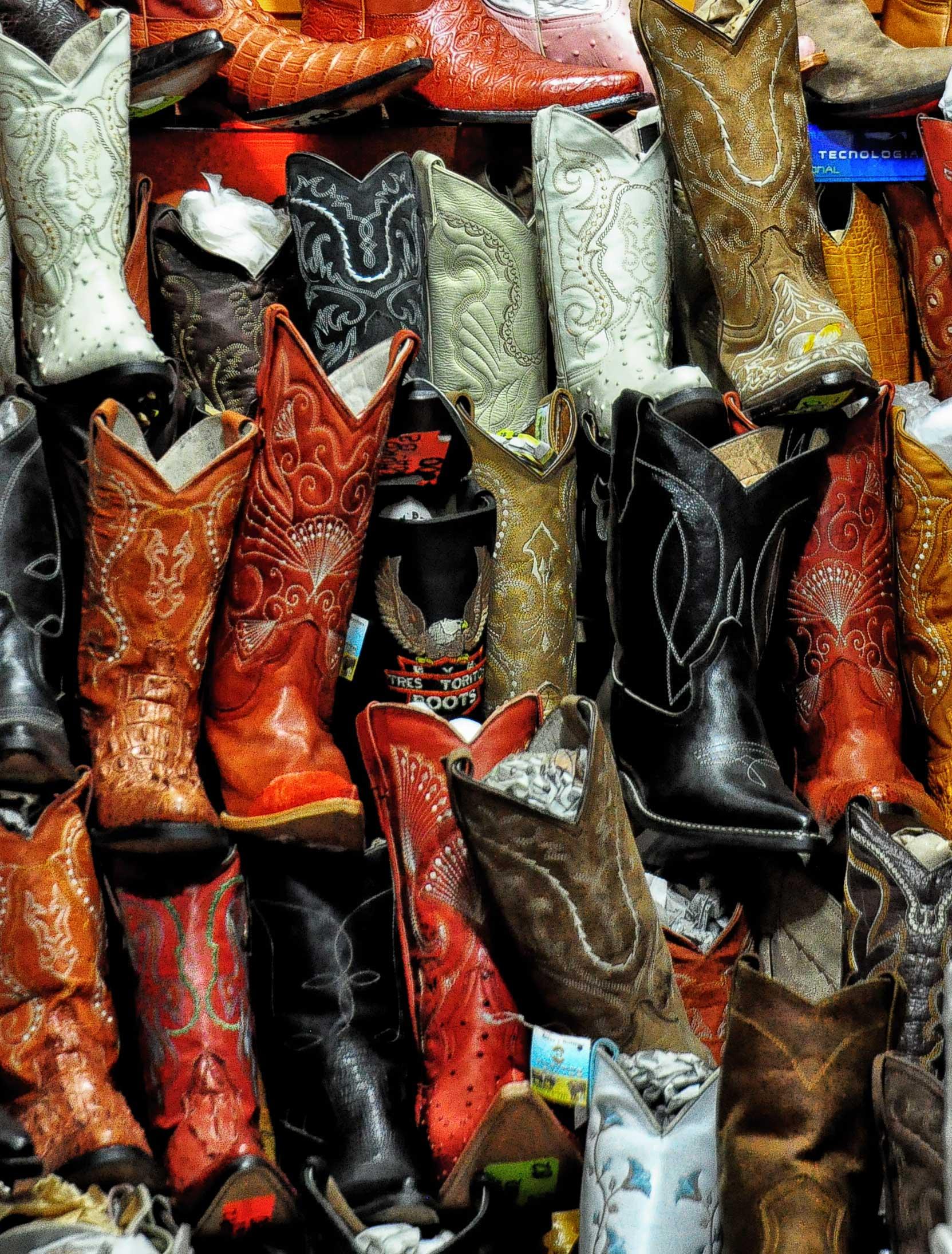 Cuban Leather Shoes