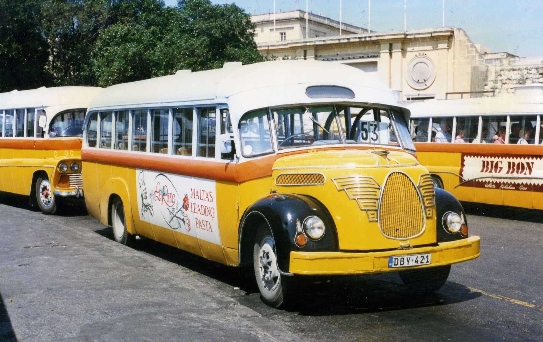 File Dby 421 The Magirus Deutz O3500 Debono Bus Ex No