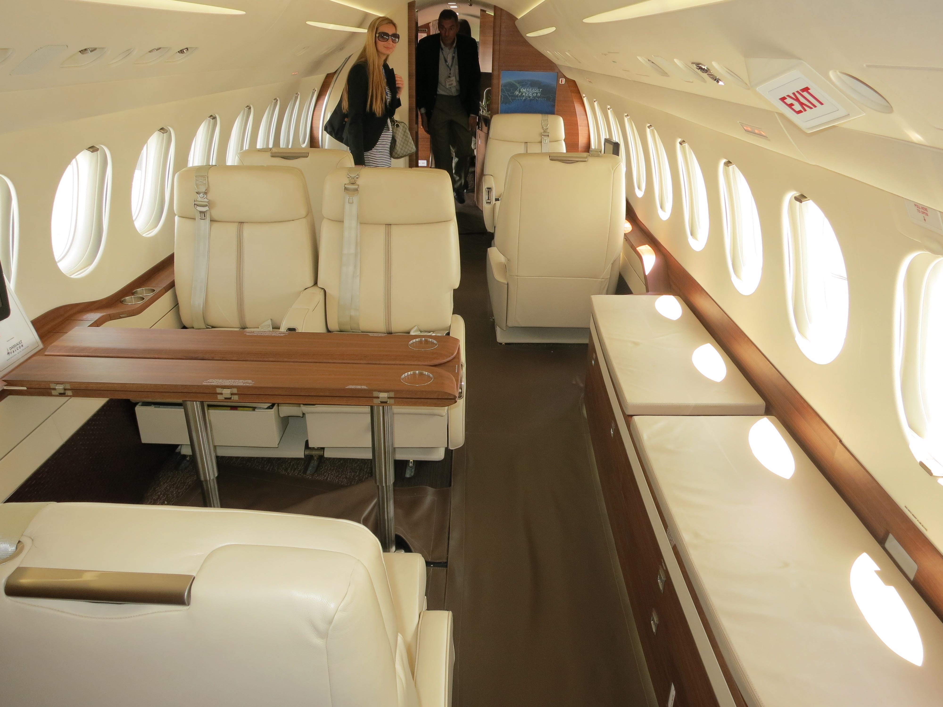 Private Jet Bedroom File Dassault Falcon 7x Forward Cabin Interior With